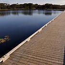 Torquay Boardwalk by Leanne Nelson