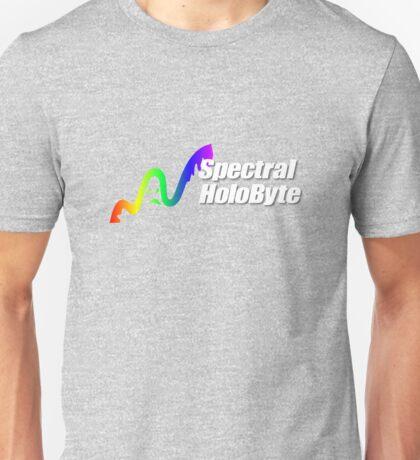 Spectral HoloByte Unisex T-Shirt