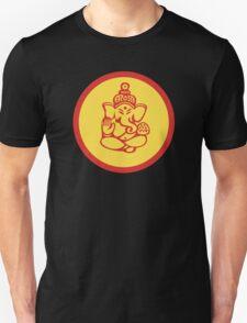 Yoga Ganesh T-Shirt Unisex T-Shirt