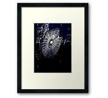 Ariadne's Web Framed Print