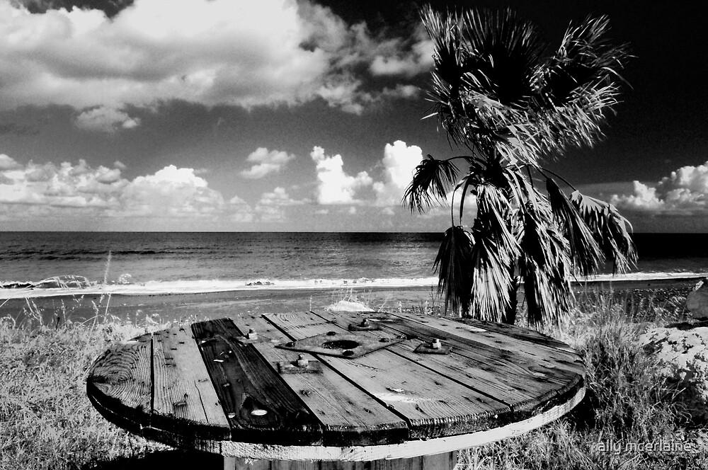 Cyprus Beach Bar by ally mcerlaine