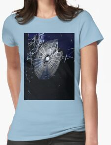 Ariadne's Web Womens Fitted T-Shirt