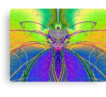 Fractal Insect Canvas Print