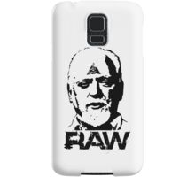 RAW - Robert Anton WIlson Samsung Galaxy Case/Skin
