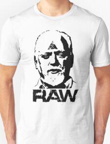 RAW - Robert Anton WIlson T-Shirt