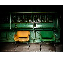 Industrial Silence #2 Photographic Print
