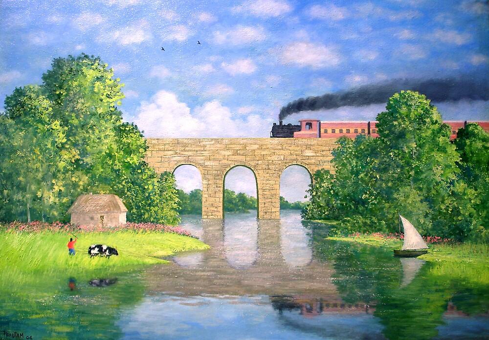 THE TRAIN 2 by PRIYADARSHI GAUTAM