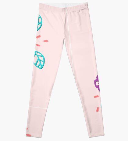 Cutie Pi (Pink) Leggings