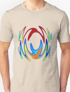 Dance In Color Unisex T-Shirt