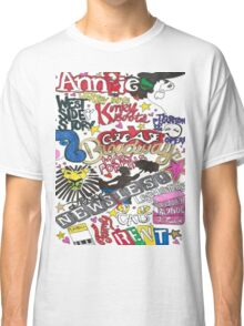 Broadway Shows collage Classic T-Shirt