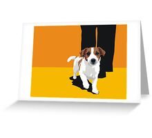 Casmara/JR Tallyho Tootsie Greeting Card