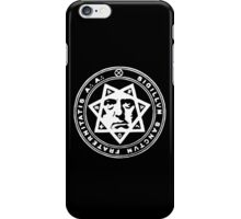 Aleister Crowley - Sigilum Sanctum Fraternitatus iPhone Case/Skin