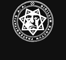 Aleister Crowley - Sigilum Sanctum Fraternitatus Unisex T-Shirt