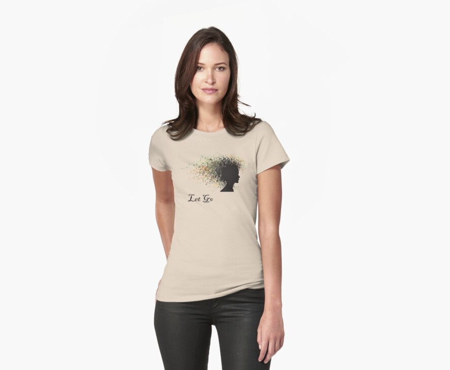 """""""Let Go"""" Yoga by T-ShirtsGifts"""