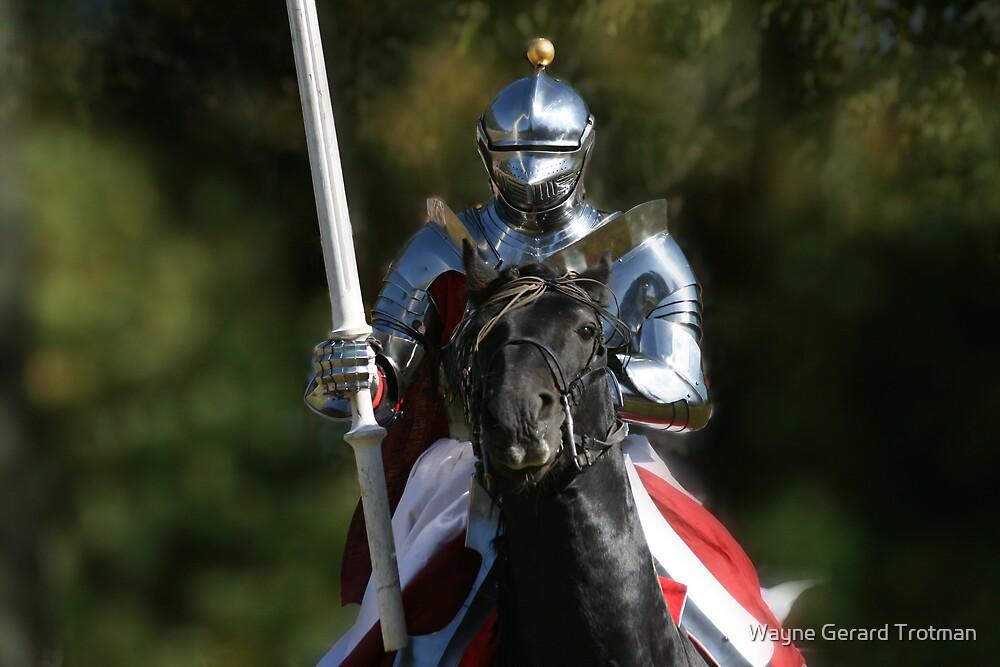 King Henry VIII, Knight of the Sun by Wayne Gerard Trotman