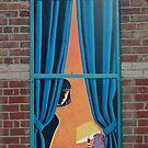82 - WINDOW MURAL, NORTH SHIELDS  (D.E. 2005) by BLYTHPHOTO