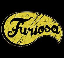 The Baseball Furiosa by claygrahamart