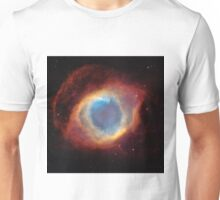 Eye see all in space - The universe is endless    Unisex T-Shirt