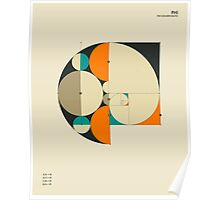PHI: THE GOLDEN RATIO Poster