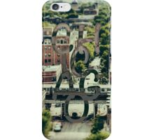 Chicago and Its El iPhone Case/Skin