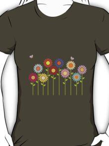 Colorful Garden T-Shirt