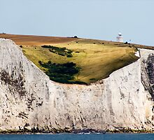 White Cliffs of Dover by Jonicool