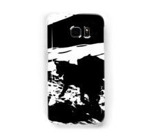 Sled Dogs in Prescott Park, Portsmouth, NH Samsung Galaxy Case/Skin