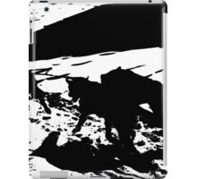 Sled Dogs in Prescott Park, Portsmouth, NH iPad Case/Skin