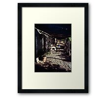 From Heaven Framed Print