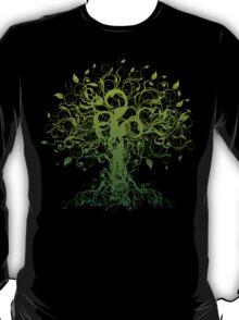 Meditate, Meditation, Spiritual Tree Yoga T-Shirt T-Shirt