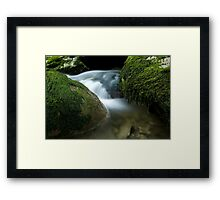 Cave Creek. Framed Print