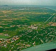 Landing at Barcelona RW 07 L by BaZZuKa