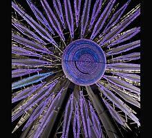 Neon Burst... by GerryMac