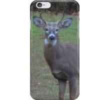 Gotta buck? iPhone Case/Skin