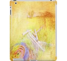 My First Textured Image iPad Case/Skin