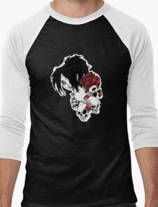 MyDyingRose Men's Baseball ¾ T-Shirt