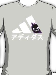 Haunted Adidas T-Shirt
