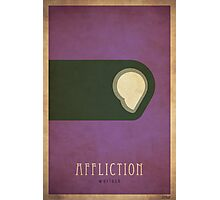 Affliction Warlock - WoW Minimalism Photographic Print