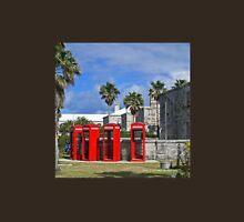 Bermuda - Phone Booths  Unisex T-Shirt