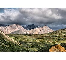 The Many Colors of Denali Photographic Print