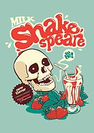 Milk Shakespeare by dracoimagem