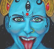 Kali by MoonSpiral