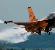 Dutch F16 by wafu207