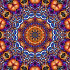 Kaleidoscope Three by Dave Moilanen