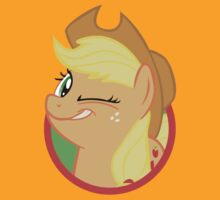 Popout Applejack by cosmicfox96