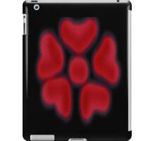 Blood Red Sakura iPad Case/Skin