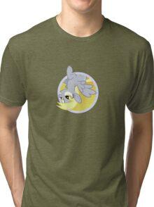 Popout Derpy Tri-blend T-Shirt