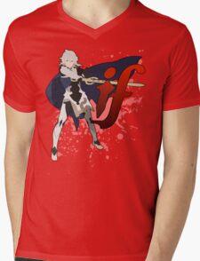 Fire Emblem IF - Male Avatar Mens V-Neck T-Shirt