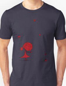 little red girl  Unisex T-Shirt