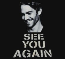 See You Again Paul Walker by bhaadya